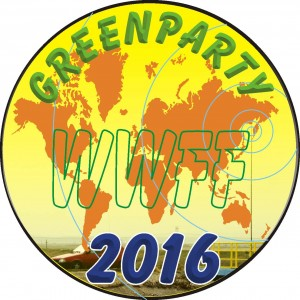GreenParty 2016 sigla
