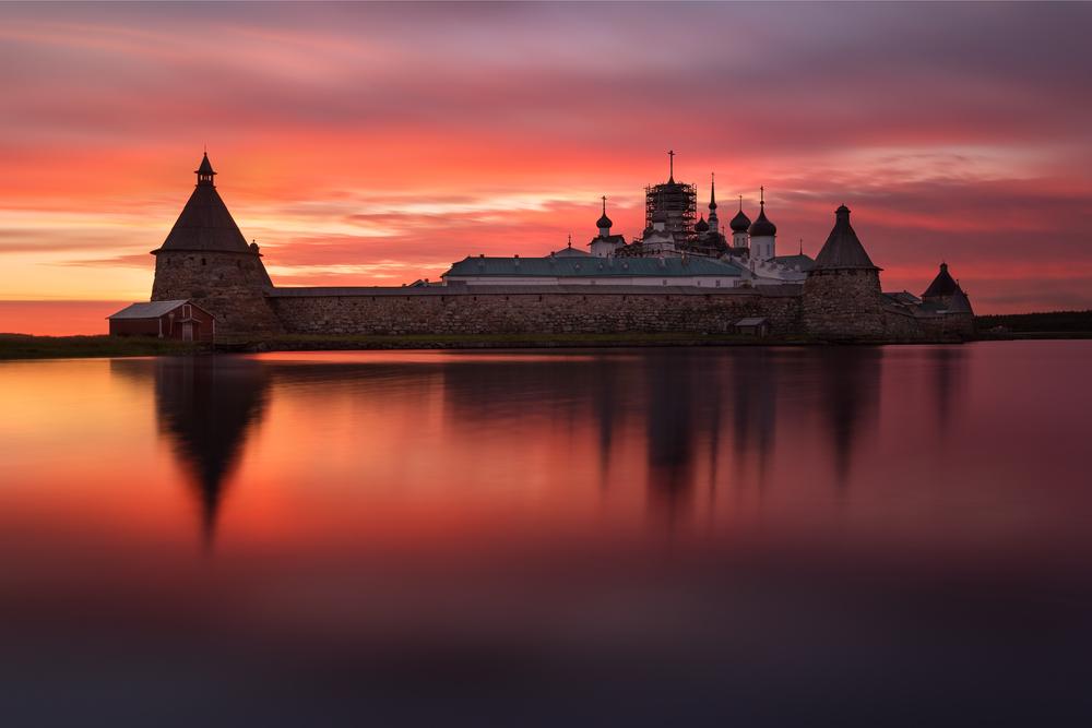 Solovetsky Kremlin